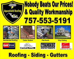 AQUASHIELD ROOFING. Logowithwings About01
