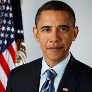 The President of The United States Barack Obama